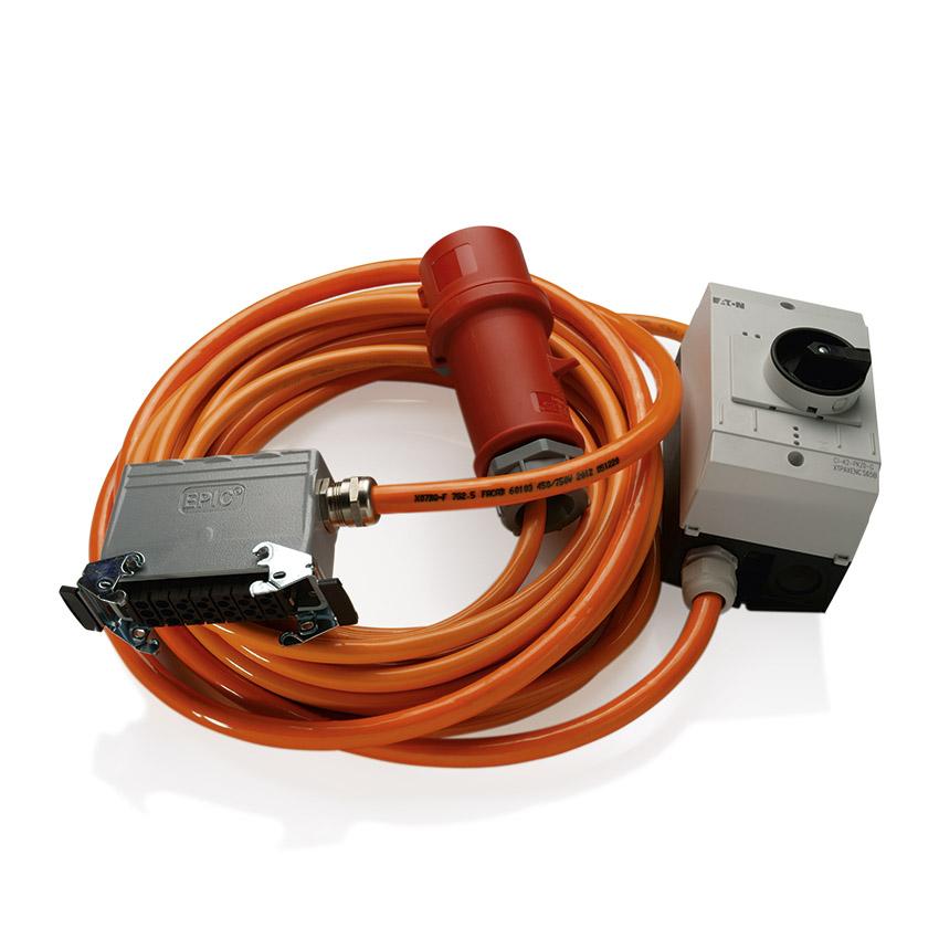Netzadapter digital TD-/KD-Reihe