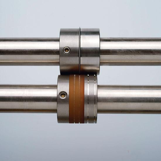 Universal-Rilleinrichtung für Messerwellen Ø 30 mm